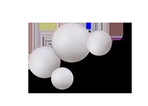 Boule polystyrène